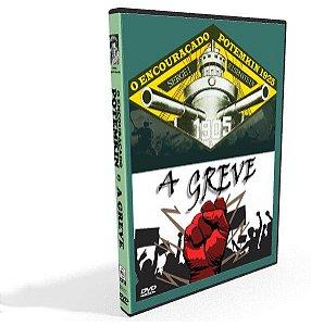 Dvd O encouraçado Potemkin - A Greve - Sergei Eisenstein