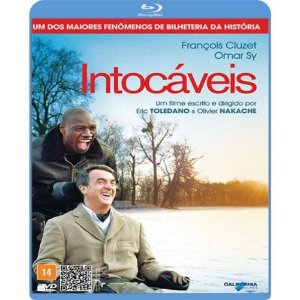 Blu Ray Intocáveis - Intouchables