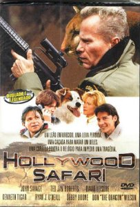 Hollywood Safari   DVD