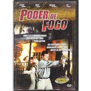 Dvd Poder De Fogo