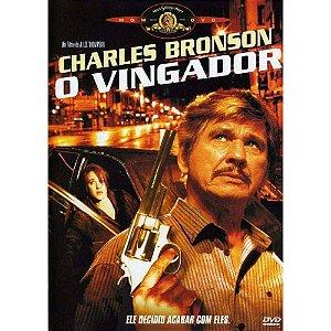 Dvd  O Vingador  Charles Bronson
