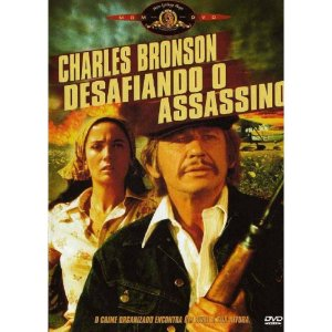 Dvd  Desafiando O Assassino  Charles Bronson