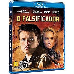 Blu Ray  O Falsificador  Josh Hutcherson