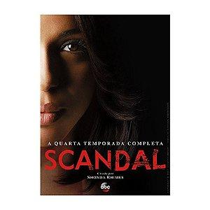 DVD Scandal  5 Discos Temporada 4