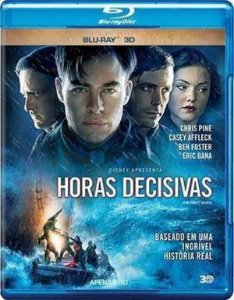 Blu ray 3D - Horas Decisivas - Chris Pine