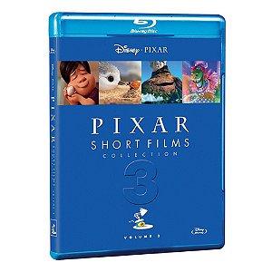 Blu-Ray - Pixar Short Films Collection Volume 3