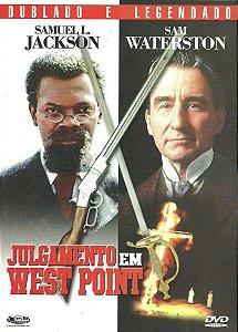 Dvd Julgamento Em West Point