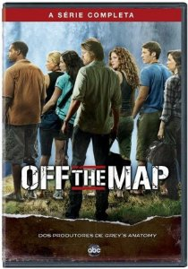 DVD - Off The Map - A Série Completa - (3 Discos)