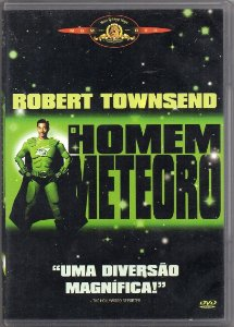 Dvd  Homem Meteoro  Robert Townsend