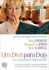 Dvd  Um Divã Para Dois  Meryl Streep