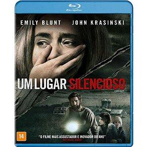 Blu-ray - UM LUGAR SILENCIOSO