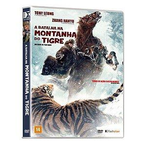 DVD - A Batalha na Montanha do Tigre