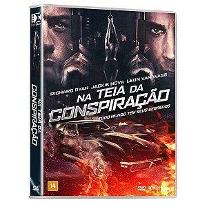 DVD - Na Teia da Conspiração