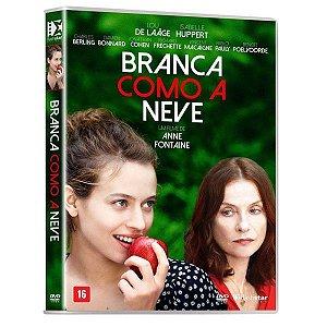 DVD - Branca Como A Neve