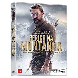 DVD - Perigo na Montanha - Jason Momoa