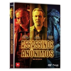 DVD - Assassinos Anônimos