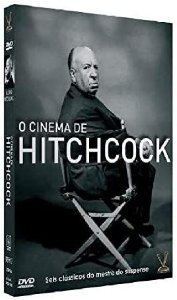 DVD O Cinema de Hitchcock Vol. 1 (3 DVDs)