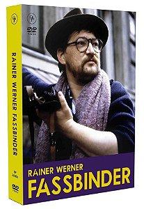 DVD BOX - RAINER WERNER FASSBINDER (3 DISCOS)