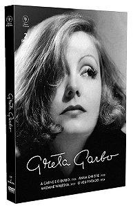 DVD BOX - GRETA GARBO (DUPLO)