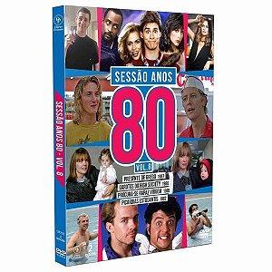 DVD Sessão Anos 80 - Volume 8