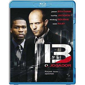 Blu-ray 13 O Jogador - Jason Statham