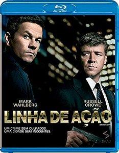 Blu-Ray Linha de Ação - Mark Wahlberg