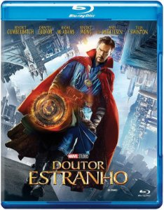 Blu-ray Doutor Estranho