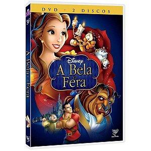 DVD A Bela e a Fera: Edição Especial - (Duplo)