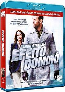Blu-Ray Efeito Dominó - Jason Statham