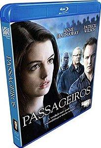 Blu-Ray Passageiros - ANNE HATHAWAY