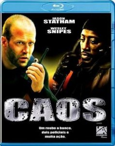 Blu Ray Caos - Jason Statham
