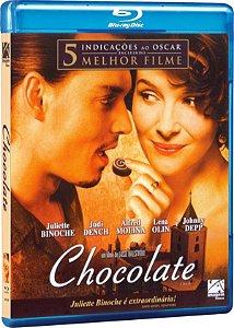 Blu-ray Chocolate - Johnny Depp