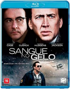 Blu-Ray Sangue No Gelo - Nicolas Cage