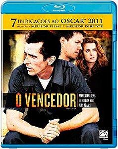 Blu-Ray O Vencedor - Christian Bale