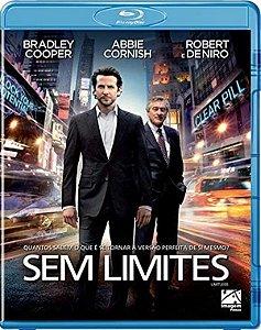 Blu-ray Sem Limites - Bradley Cooper