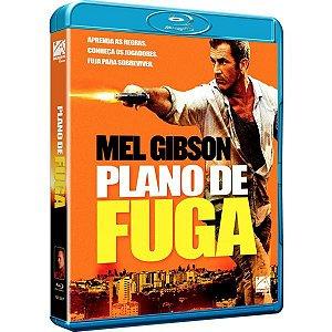 Blu-ray Plano de Fuga - Mel Gibson