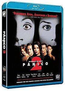 Blu-Ray Pânico 2 - Neve Campbell