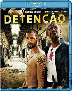 Blu-Ray Detenção - Adrien Brody, Forest Whitaker
