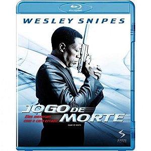 Blu-Ray - Jogo de Morte - Wesley Snipes