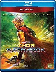Blu-Ray 3D - Thor: Ragnarok