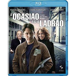 Blu-ray A Ocasião Faz o Ladrão - Keanu Reeves