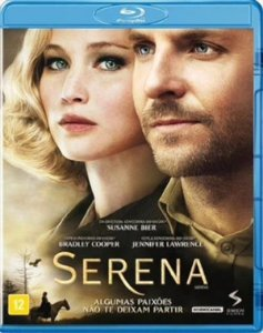 Blu-ray - Serena - Jennifer Lawrence