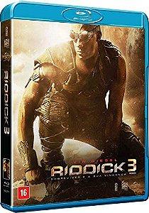 Blu-Ray Riddick 3 - Vin Diesel