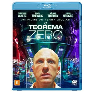BLU-RAY O TEOREMA ZERO - Terry Gilliam