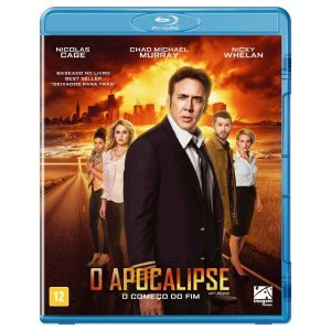 Blu-ray - O Apocalipse - Nicolas Cage