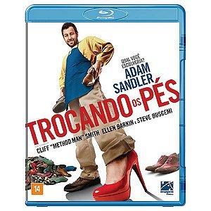 Blu-Ray - Trocando Os Pés - Adam Sandler