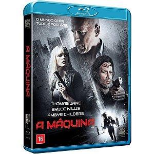 Blu-Ray A Máquina - Bruce Willis