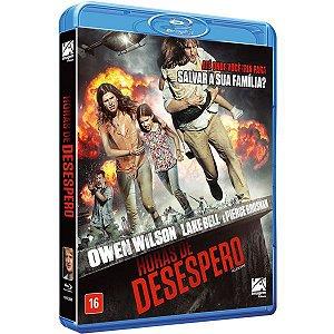 Blu-Ray Horas De Desespero - Owen Wilson