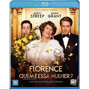 Blu-ray - Florence: Quem É Essa Mulher? - Meryl Streep