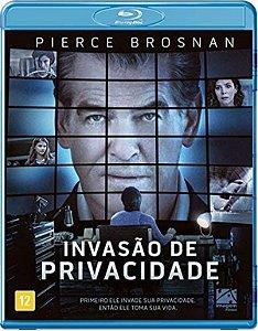 Blu-Ray Invasão De Privacidade - Pierce Brosnan